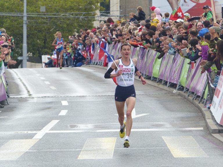Championnats d'Europe 2014 à Zurich
