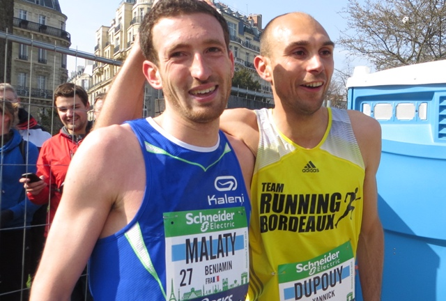 Marathons de Paris