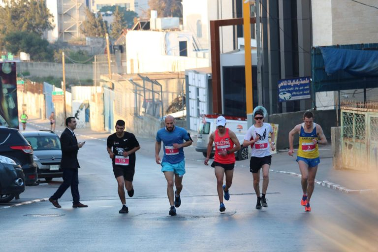 Palestine marathon: a run between the walls